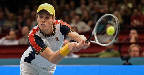 Tennis: Novak unterlag im Wien-Achtelfinale Sinner