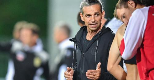 Greift Steyr-Trainer Madlener auch heute wieder in die Trickkiste?