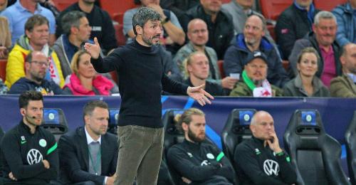 Wolfsburg trennte sich von Trainer Mark van Bommel
