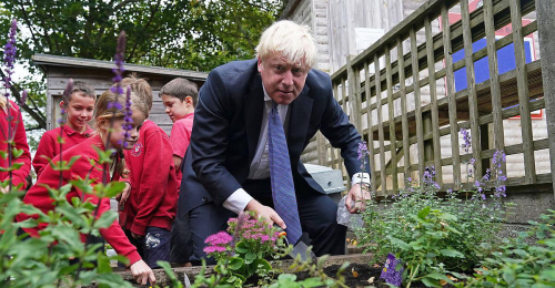 Ein Königreich in der Krise – und der Premier steht glänzend da