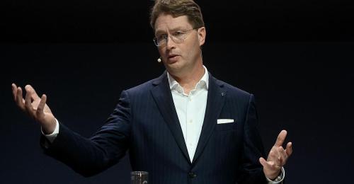 """Daimler-Chef Källenius: """"Es geht darum, dass CO2 einen Preis haben muss"""""""
