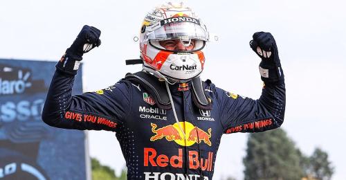 Verstappen siegte in chaotischem Formel-1-GP in Imola