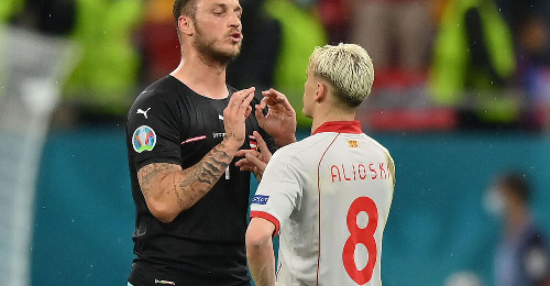 Wegen Torjubel: UEFA ermittelt gegen Arnautovic