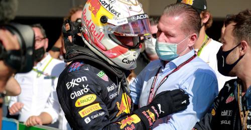 Formel 1: Verstappen nach Austin-Sieg in WM zwölf Punkte voran