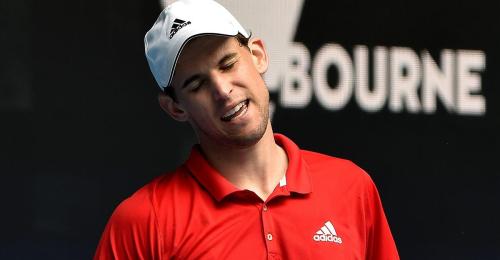 Wimbledon-Antritt in Gefahr? Rätselraten um Thiem-Verletzung
