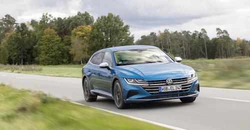 VW Arteon Shooting Brake: Die feine Kunst des Autobaus