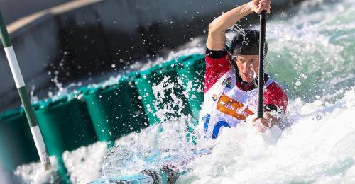 "Kanu: ""Blech"" für Kuhnle bei Slalom-WM in Bratislava"