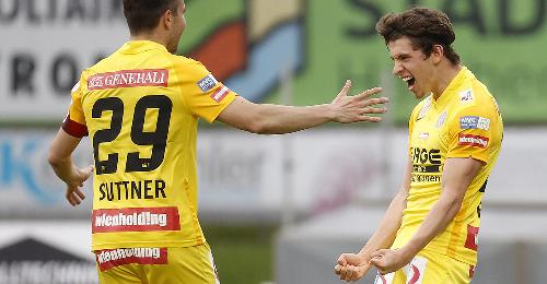 Austria nach 3:0-Sieg in Hartberg im Play-off-Finale