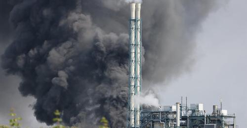 Explosion im Chempark Leverkusen - zumindest zwei Tote