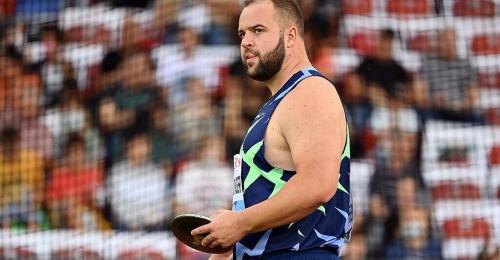 Leichtathletik: Weißhaidinger in Zagreb mit letztem Wurf auf Rang 2
