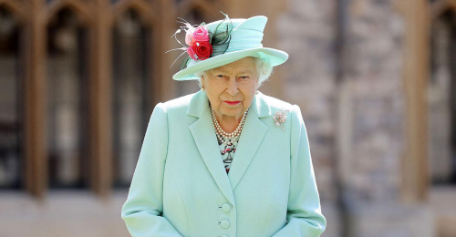 Queen Elizabeth verbrachte Nacht im Krankenhaus