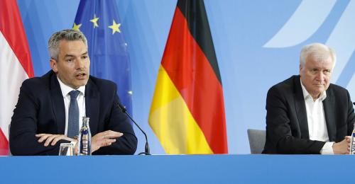 """Seehofer wirft Österreich """"Egoismus"""" in Asylpolitik vor"""