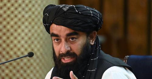 "Taliban bieten ""Weizen gegen harte Arbeit"""