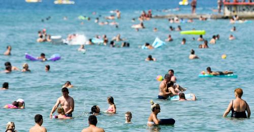 Kroatien verschärft Corona-Maßnahmen an der Adriaküste