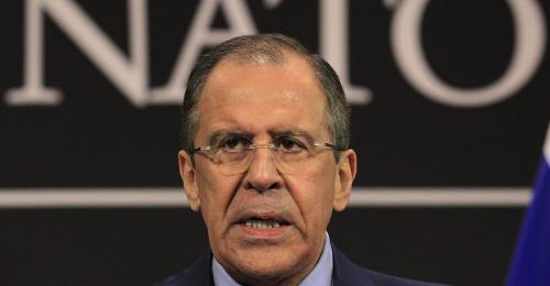 Russland stellt seine Arbeit bei der NATO ein