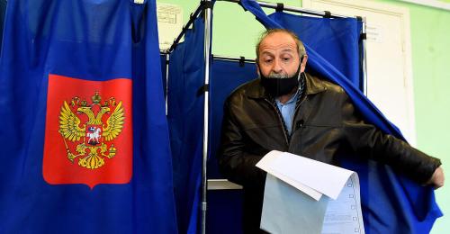 Duma-Wahl: Kreml-Partei musste Federn lassen
