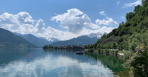 Zell am See: Sommerfrische im Salzburgerland
