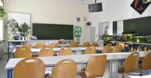 OECD: Österreichs Klassen waren in der Pandemie seltener zu