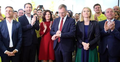 Koalitionswahl: ÖVP hat alle Trümpfe, aber keinen zwingenden Partner