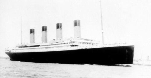 Verletzte bei Eisbergunfall im Titanic-Museum