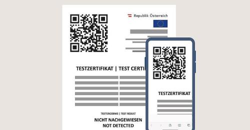 3-G-Zertifikat mit QR-Code: So kommen Sie zum Grünen Pass
