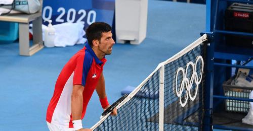 """Djokovic ohne Olympia-Medaille: """"Ich habe einfach nicht geliefert"""""""