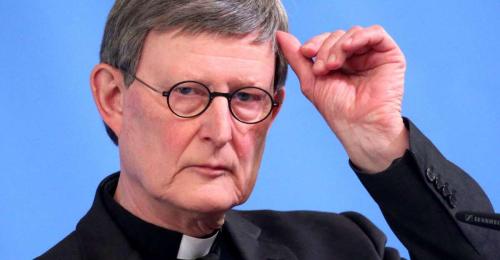 Papst ordnet für Kölner Kardinal eine Auszeit an