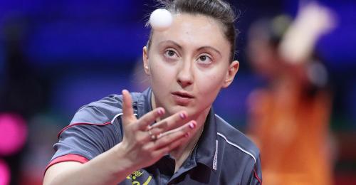 Tischtennis: Polcanova bei Europa-Top-16 im Viertelfinale out