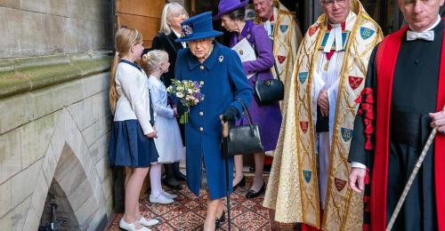 Queen sagte Reise zur Weltklimakonferenz ab