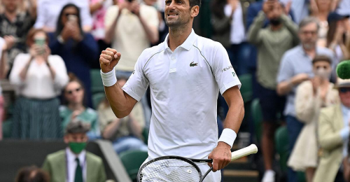 Djokovic souverän ins Wimbledon-Halbfinale - Federer out