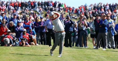 US-Golfer beim Ryder Cup am Weg zum Triumph