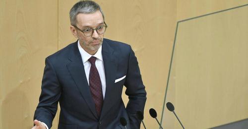 3G im Job: Kickl fordert Van der Bellen auf, Gesetz zu stoppen