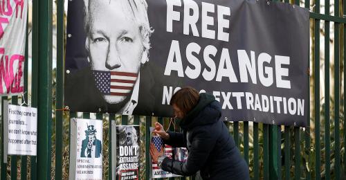Bericht: CIA wollte unter Trump Assange entführen und töten