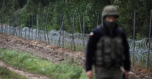 Polen baut für 353 Millionen Euro eine Grenzmauer