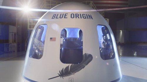 Blue Origin озвучила дату первого пилотируемого полета корабля New Shepard — Naked Science