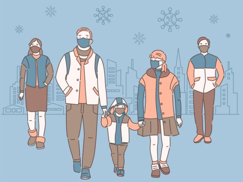 Flying to Delhi in pandemic, I return home a rich father
