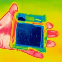 Graphene 'smart surfaces' now tunable for visible spectrum