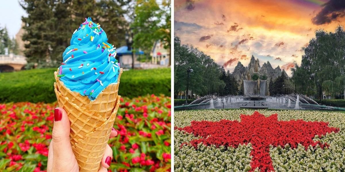 Canada's Wonderland Is Debuting A New Menu That Even Includes Sangria You Can Take To Go