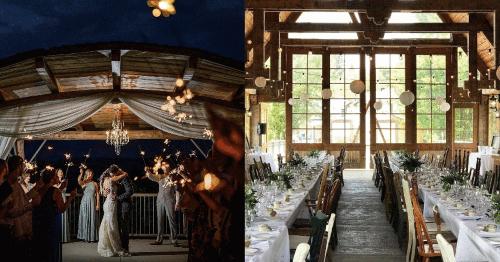 9 endroits super magiques où se marier au Québec