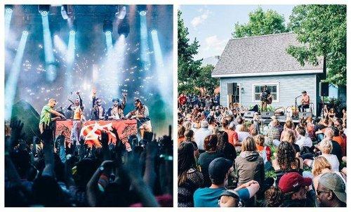 FouKi, Alaclair Ensemble, Coeur de pirate et autres seront à ce festival au Québec cet été