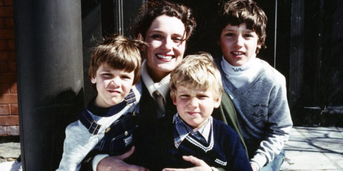 Justin Trudeau Just Shared A Major Throwback Pic & He Looks So Different (PHOTO)