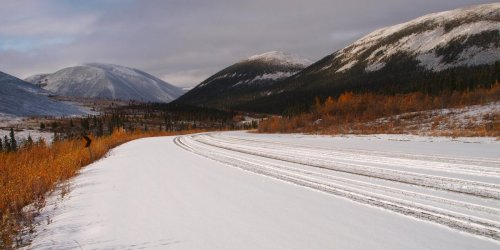 It's The First Day Of Fall & Of Course, There's Already A Snowfall Warning In Canada