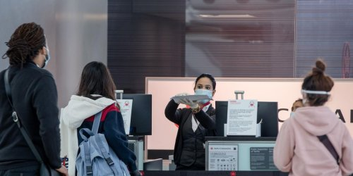 Pearson Airport Wants Flyers To Know These Things When Travel Rules Change Soon