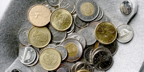 Canada Is Getting A Brand New Loonie This Week & It's Seriously Pretty (PHOTO)