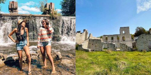This River's Edge Trail 1 Hour From Toronto Will Take You To Colossal Ruins