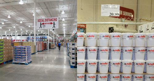9 Unbelievable Items You Can Actually Get At The Special New Costco In Ontario