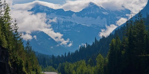 This Stretch Of Highway In BC Has Been Named One Of The 'Most Deadly' Roads In The World