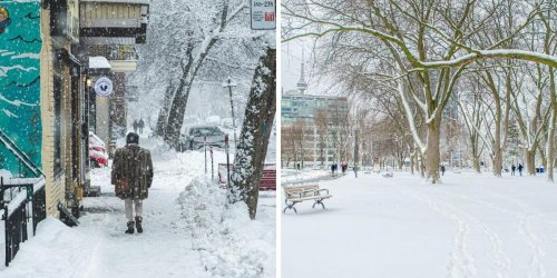 This Canada Winter Forecast Says We're In For A Frigid Temperature Battle During The Winter
