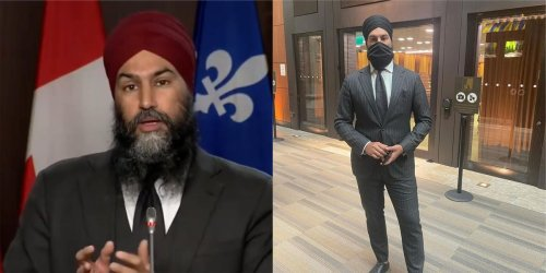 Jagmeet Singh Responds To A Former MP Allegedly Calling His Turban A 'Rag'