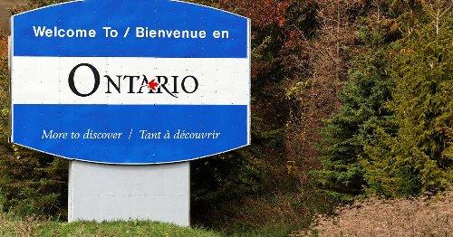 Ce que tu dois savoir sur la fermeture de la frontière entre l'Ontario et le Québec